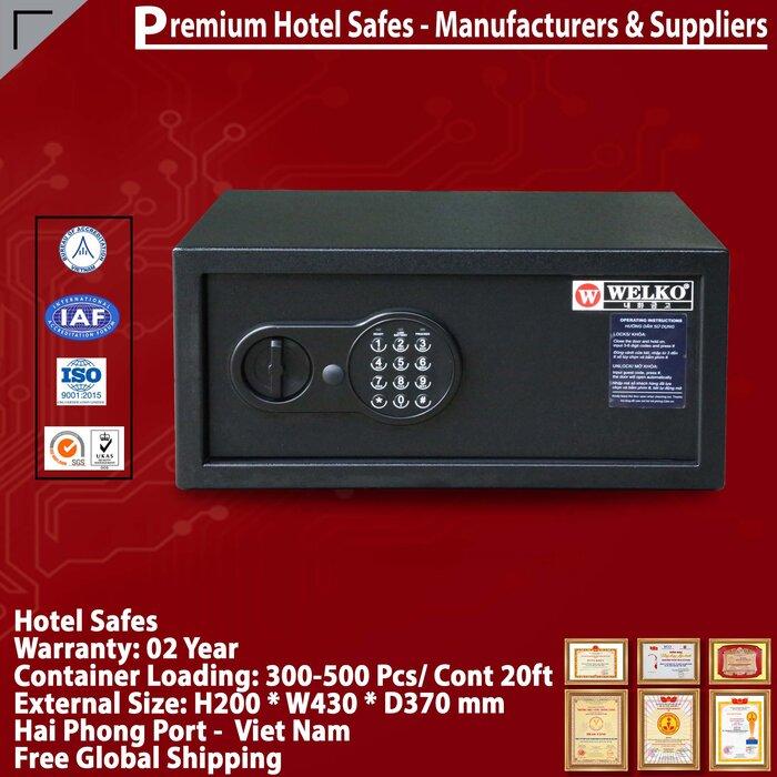 Két Sắt Hotel Safes WELKO HS42DH