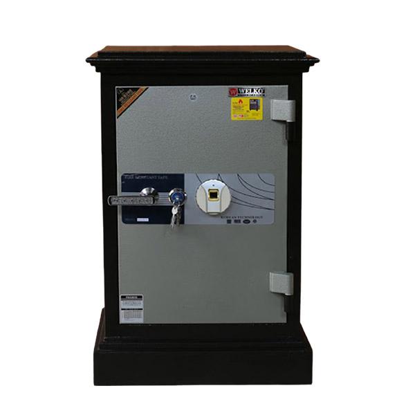 Két sắt khóa vân tay Welko KSVTW-140