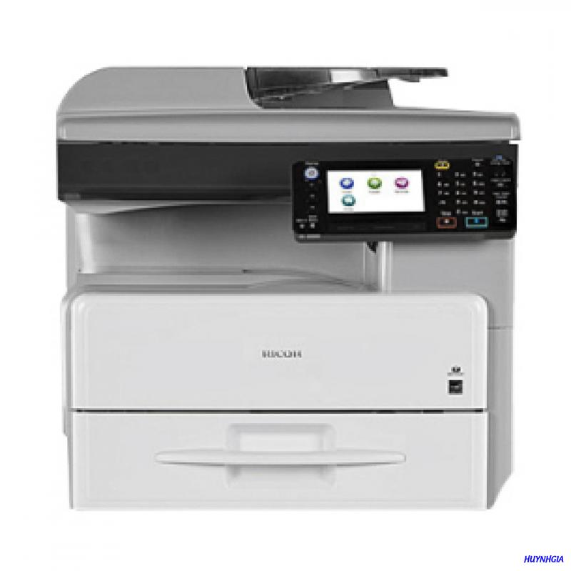 Máy photocopy Ricoh MP 301SPF