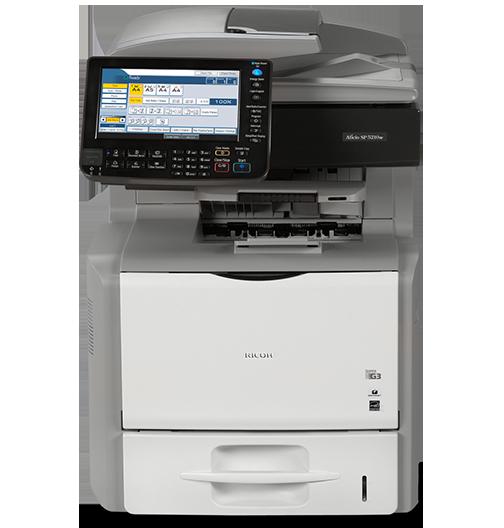 Máy Photocopy Ricoh MP SP5210