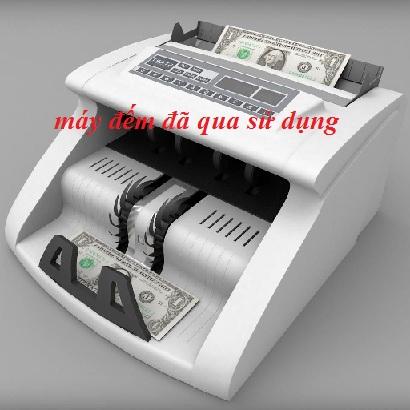 Máy đếm tiền cũ Hoshi 6000
