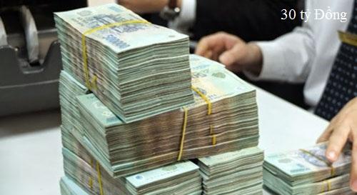Ngân hàng giải ngân gói 30.000 tỷ Đồng đến hết năm 2016