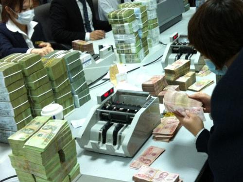 Máy đếm tiền ngân hàng tốt nhất