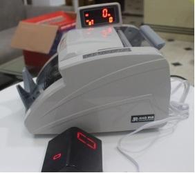 Giới thiệu mẫu thương hiệu máy đếm tiền JingRui