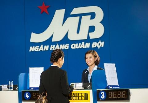 Ngân hàng MB giao dịch theo cách mới cuối năm 2017