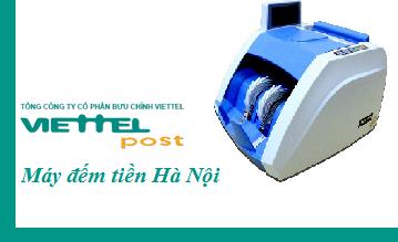 Viettel Post tin dùng và sử dụng máy đếm Hà Nội
