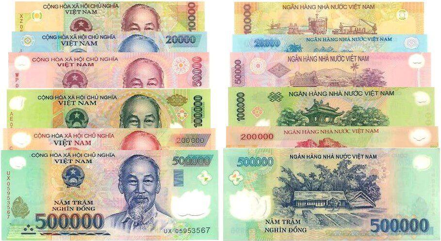 Nhận biết tiền thật và giả qua cách soi tiền trước nguồn sáng