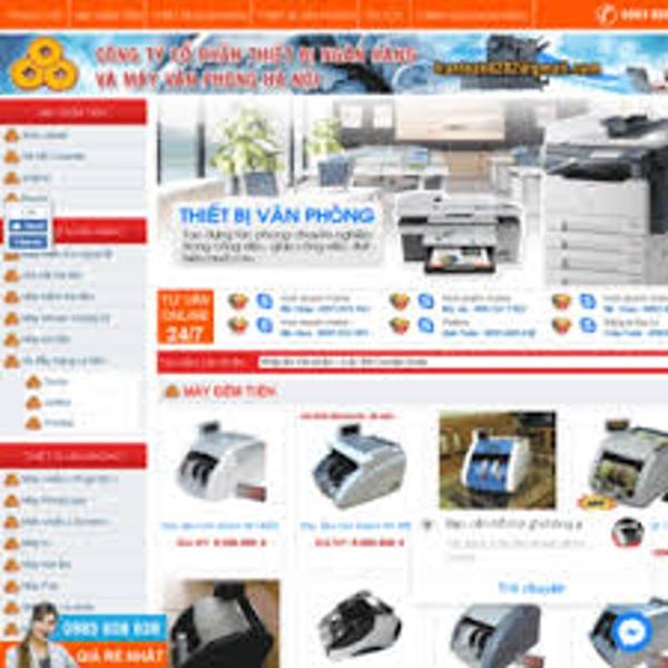 Nên chọn lựa máy đếm tiền đảm bảo ở quận Hoàn Kiếm, Hà Nội