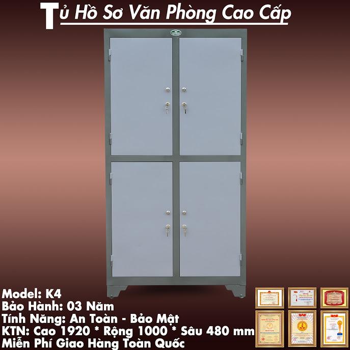 Tủ Hồ Sơ Văn Phòng K4